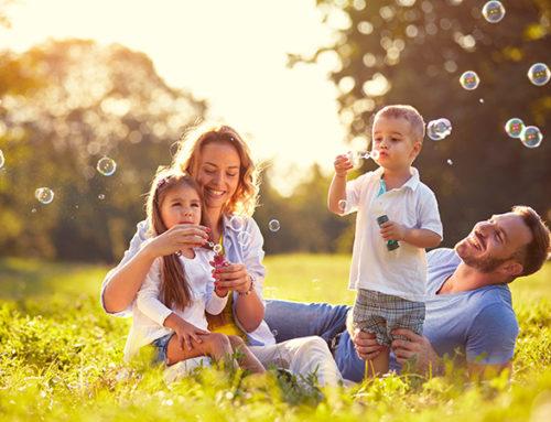 Una nuova vita…di famiglia!