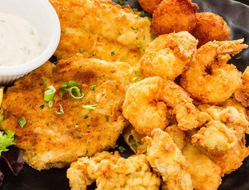 Godersi il fritto… grazie al dissipatore alimentare!