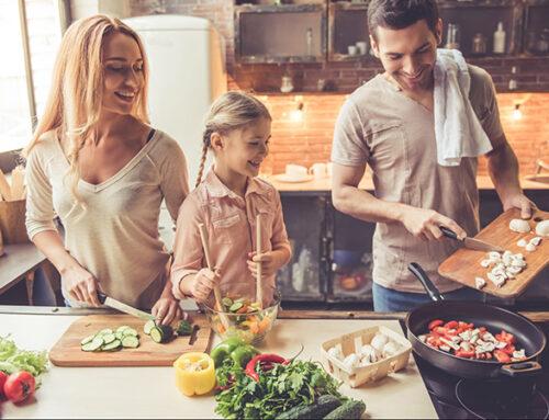 Un 2021 innovativo per la famiglia? Scegliere un dissipatore alimentare!