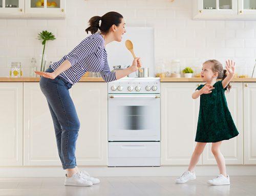 Il dissipatore alimentare e l'igiene in casa!